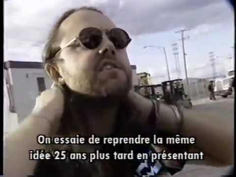 Metallica Quebec City, QC, Canada [1994.06.03] Full T.V. Broadcast