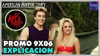 American Horror Story 1984 - Análisis de Promo 9X06 - Datos y Teorías
