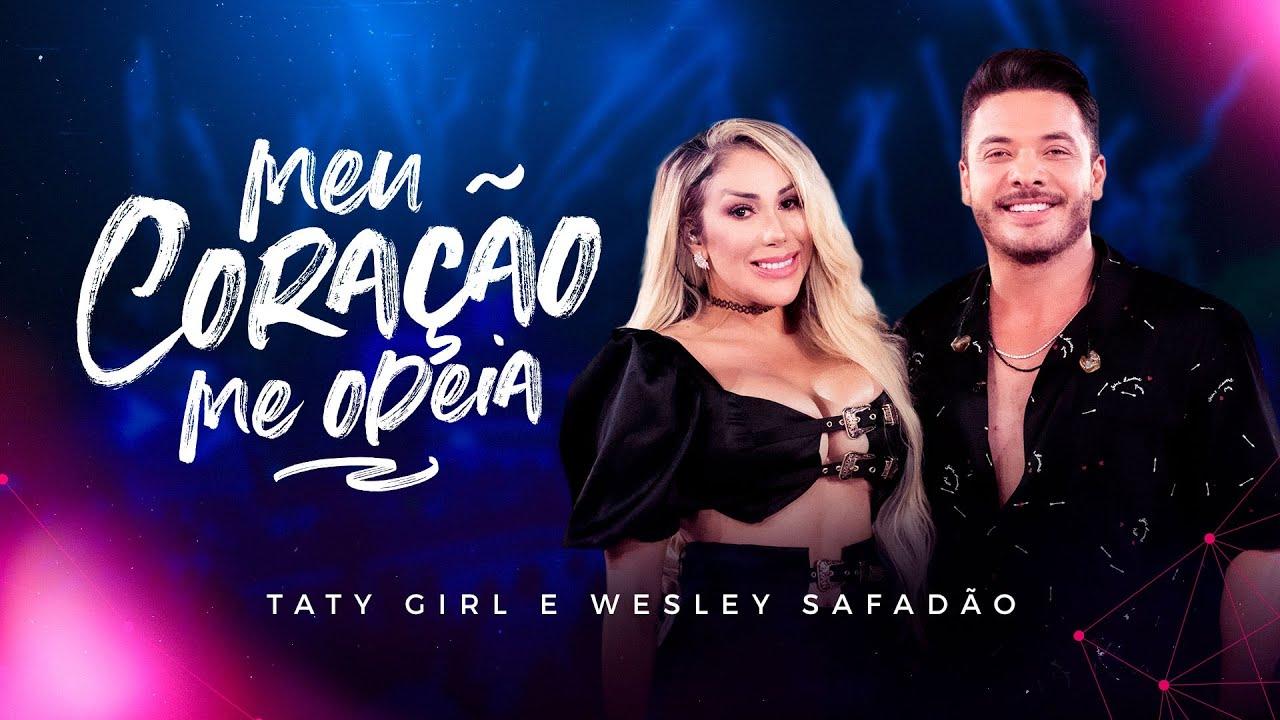 Download Meu Coração Me Odeia - Taty Girl e Wesley Safadão (DVD Lado a Lado)