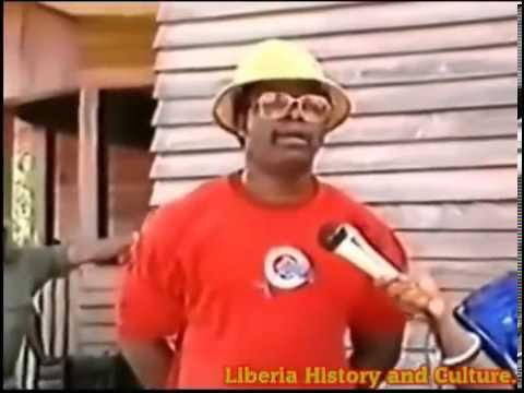 President Samuel K  Doe