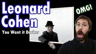 Leonard Cohen You Want It Darker. Rev. en Español