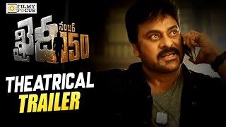 Khaidi No 150 Official Theatrical Trailer | Review | Chiranjeevi | V V Vinayak - Filmyfocus.com