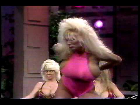 Richard Bey Show Big Breasts Episode W/ Busty Dusty 1992 from YouTube · Duration:  4 minutes 27 seconds