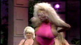 Richard Bey Show Big Breasts Episode W/ Busty Dusty 1992