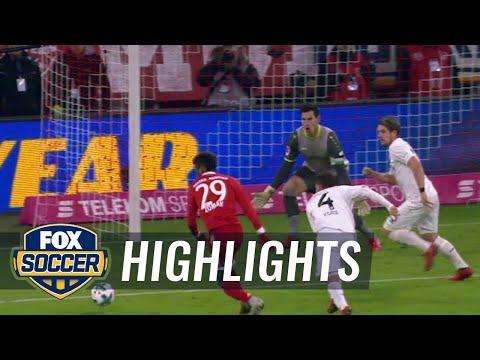 Bayern Munich vs. Hannover 96 | 2017-18 Bundesliga Highlights