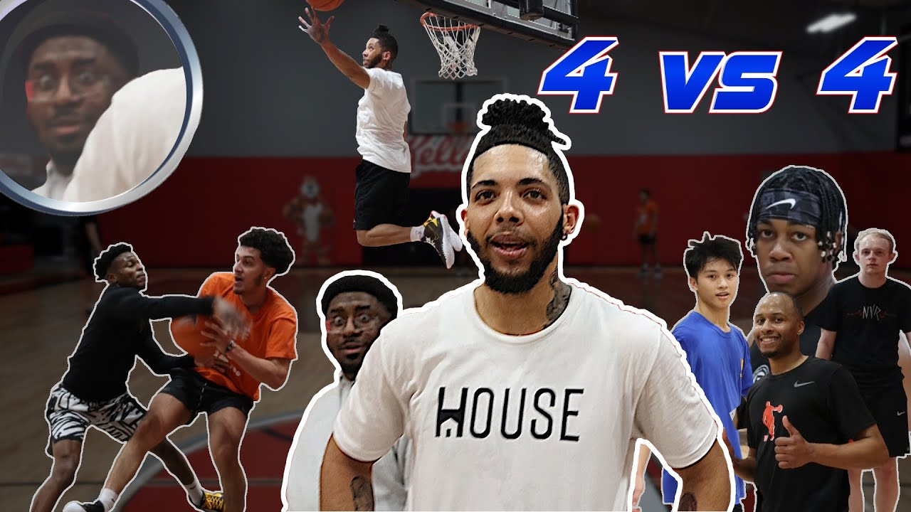 TRE GOOD LEADS HOUSE TO VICTORY | House Vs HouseGuests 4v4