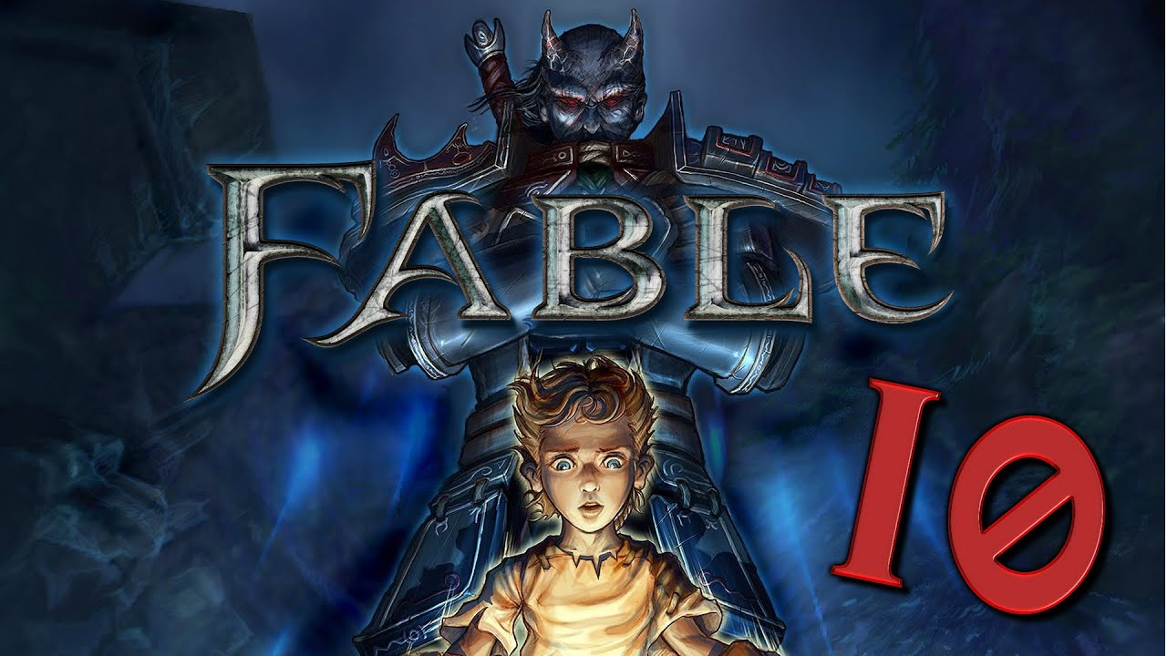 Fable Sex With Lady Grey 8