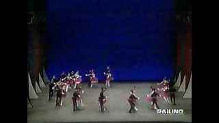 Creato nel 1958 su musica di John Philip Sousa, questo balletto evo...