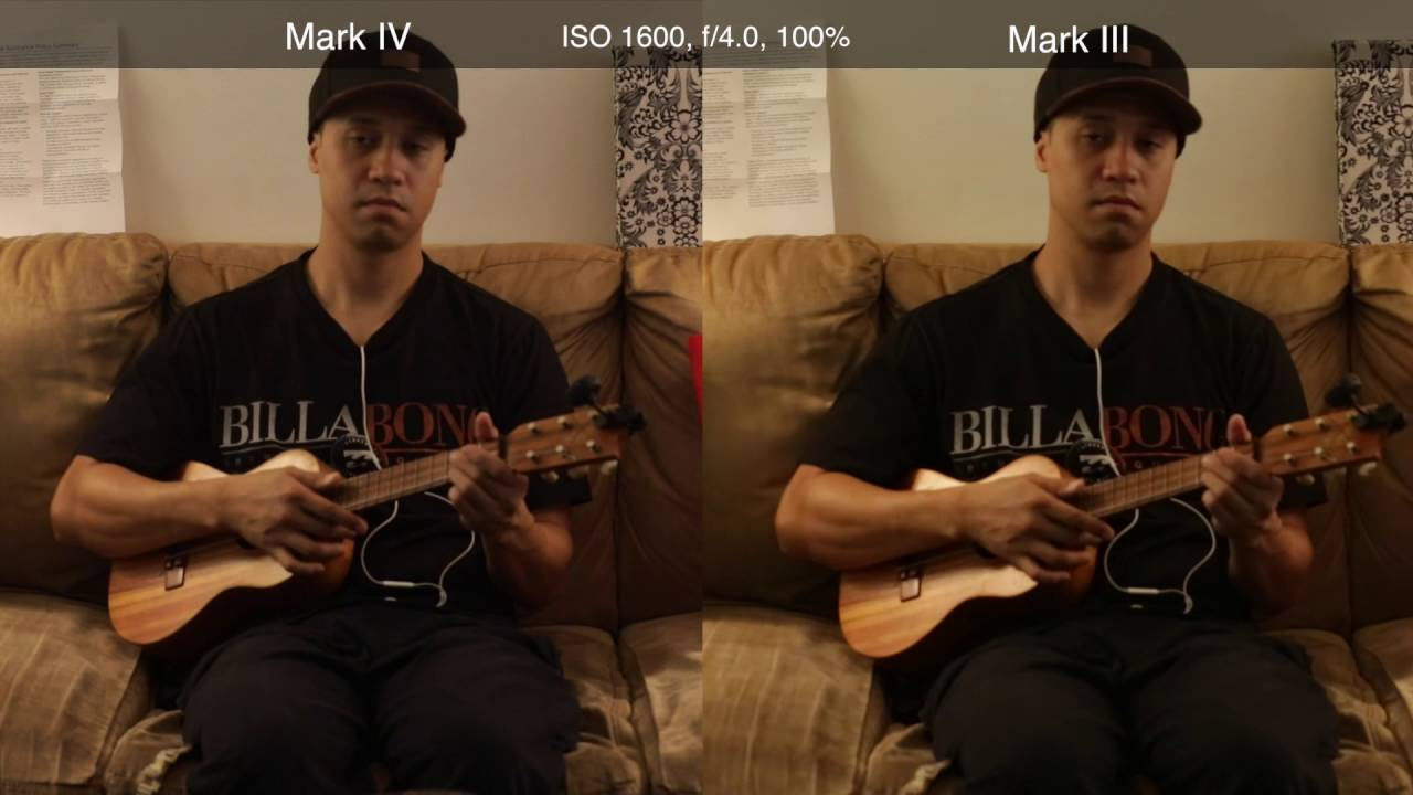 5D mark IV vs 5D mark III - 1080p Quality and Slow Motion ...