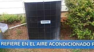 hvac desinstalacion e instalacion de aire acondicionado