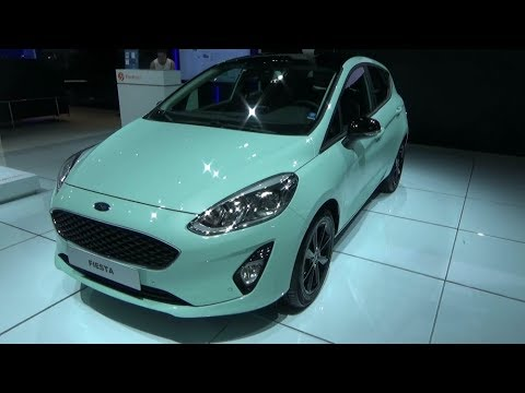 2018 ford fiesta cool connect exterior and interior. Black Bedroom Furniture Sets. Home Design Ideas