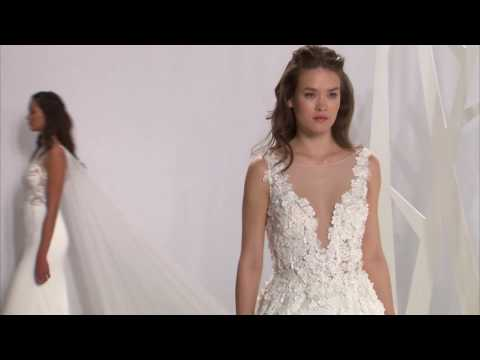 Tony Ward Bridal 2017 Fashion Show at Kleinfeld