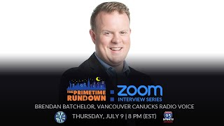 The Primetime Rundown: Zoom Interview Series Episode #31