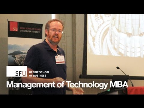 MOT MBA 15th Anniversary (Part 2 of 5): Michel Laberge, General Fusion