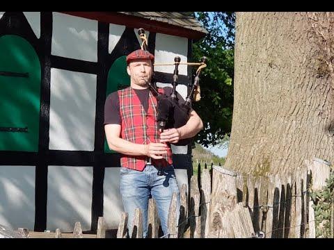 #Kulturkurier: Marc Steffen am Dudelsack