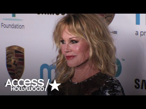 Melanie Griffith Responds To Recent Claims That Her Marriage To Antonio Banderas Gave Her Seizures