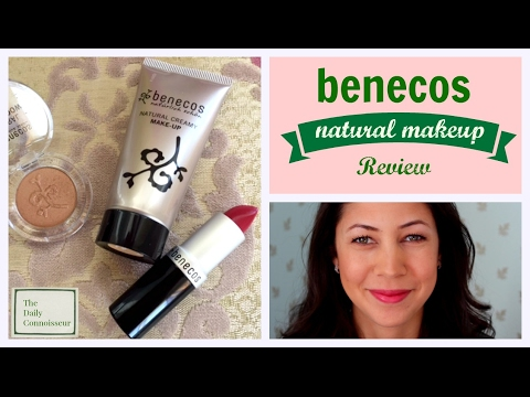 Benecos Natural Makeup REVIEW