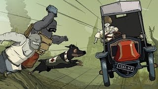 обзор Valiant Hearts: The Great War для Android от Game Plan