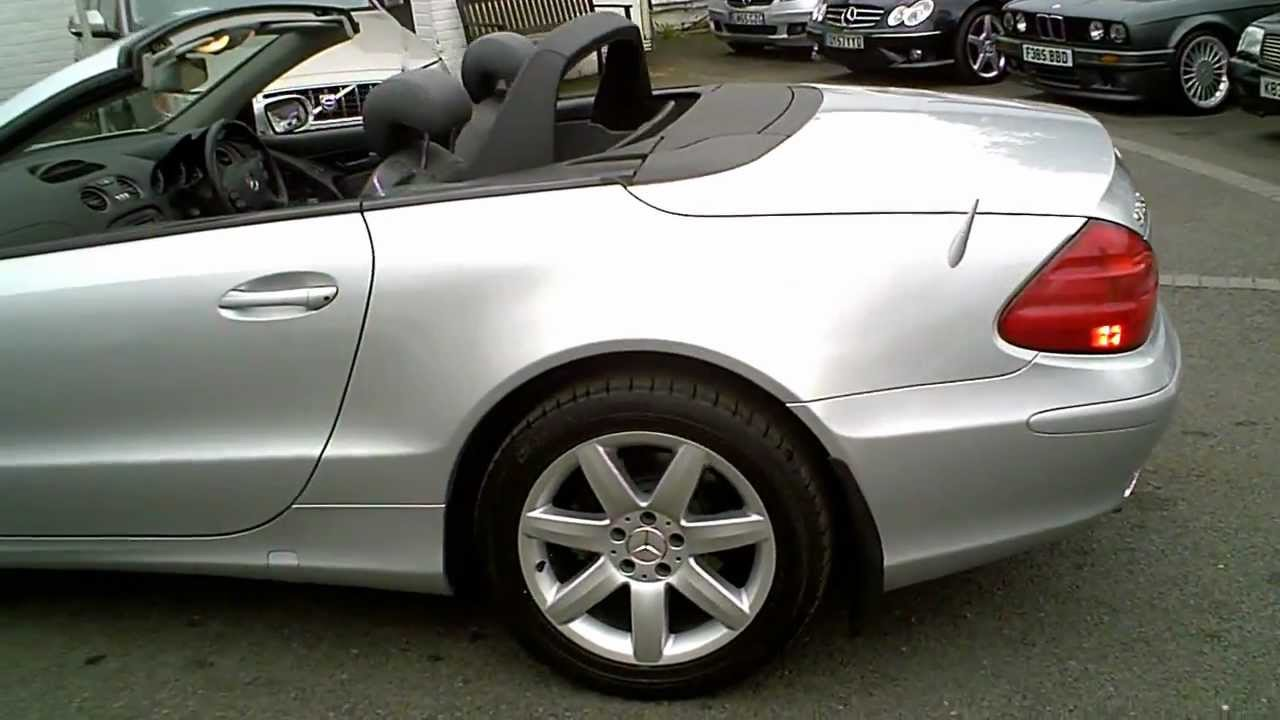R  Mercedes  Convertable