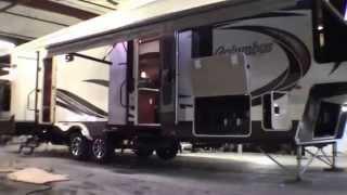 2014 Columbus 385BH Five Slide Bunk House Fifth Wheel!