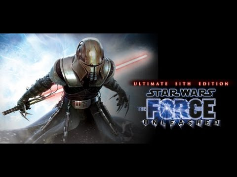Let's Play Star Wars The Force Unleashed Episode 1