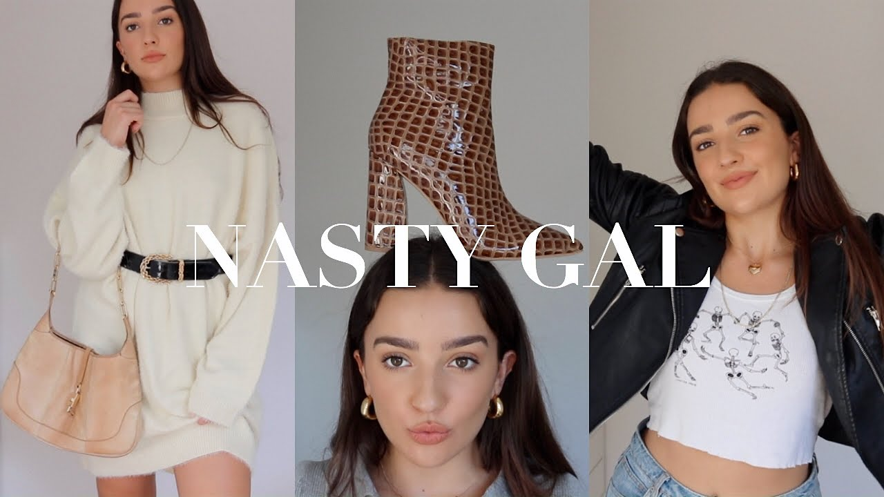 1eb33d85db NASTY GAL TRY ON HAUL 2019