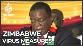 Zimbabwe: Mnangagwa declares national disaster over coronavirus
