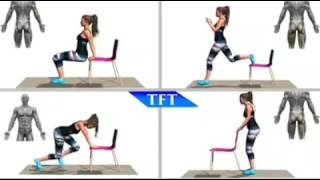 CHAIR WORKOUTS YOU CAN DO AT HOME