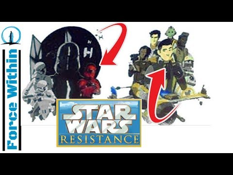 Star Wars Resistance News Image Breakdown and Possible Release Date - Star Wars Speculation