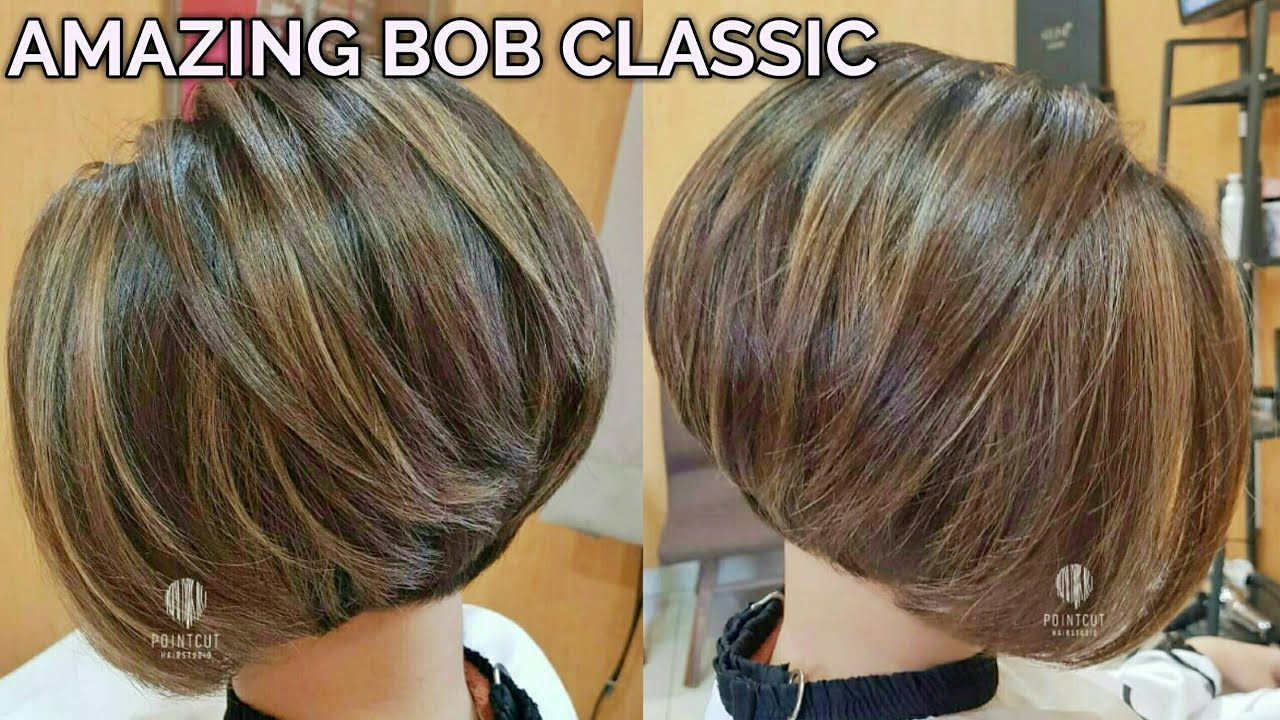 BOB CLASSIC HAIRCUT BY POINTCUT