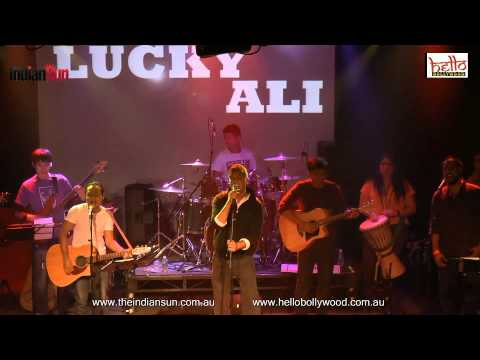 Lucky Ali - Live in Melbourne - Anjani Raahon Mein