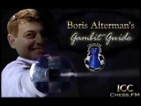 GM Alterman's Gambit Guide - Vaganian Gambit - Part 1 at Chessclub.com