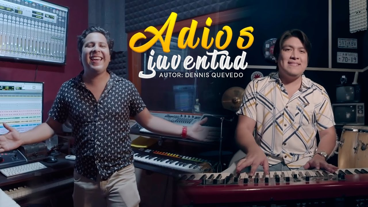 Adios Juventud - Zafiro Sensual (LUCHO CASTILLO) PRIMICIA 2020