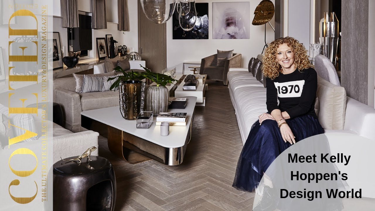 Best Interior Designers Meet Kelly Hoppen\u0027s World