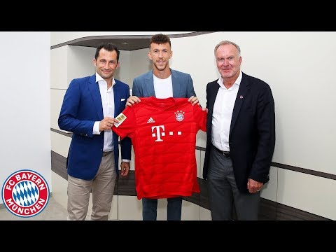 Ivan Perišić joins FC Bayern on loan!