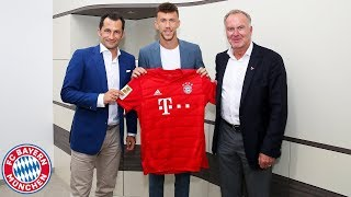 Ivan Perišić joins FC Bayern on loan!
