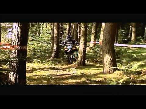 Vindurouk 2011 Hot Trod 2 timecard vintage classic enduro full DVD. Vinduro event for evo, twinshock