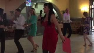 Танцевальный конкурс на свадьбу/Dance competition for the wedding
