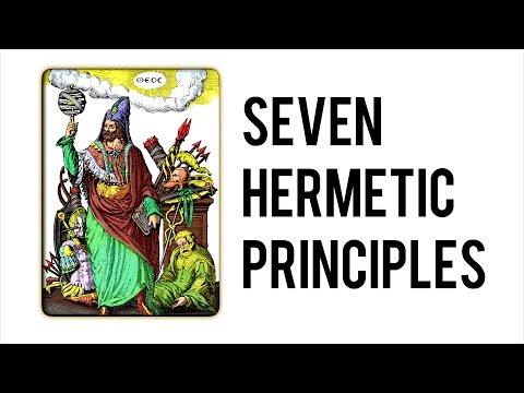 The Seven Hermetic Principles - Audiobook