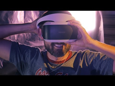 VIRTUAL REALITY is SICK!! - Mega64