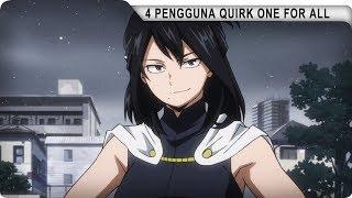Baixar 4 Pengguna Quirk One for All di My Hero Academia