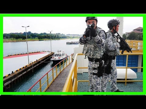 Singapore Navy's 180 Squadron keeps maritime terror at bay