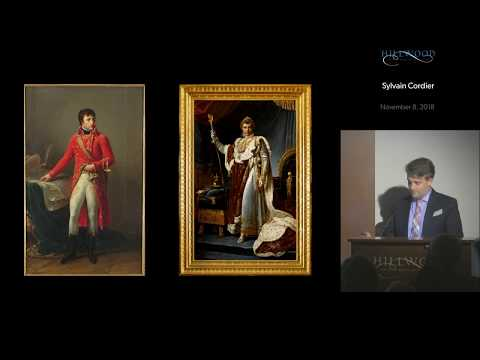 Fred Fisher Lecture:  Napoleon: Art And Court Life In The Imperial Palace