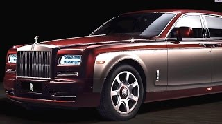 Rolls-Royce Phantom INTERIOR Bespoke Rolls-Royce Pinnacle Commercial CARJAM TV 4K