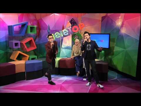MeleTOP - Persembahan LIVE AzHael 'Hujung Waktu' Episod 107 [18.11.2014]