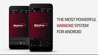 Winlive Pro Karaoke Mobile