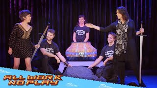 All Work No Play: Magic with Ashly Burch! | S2E3