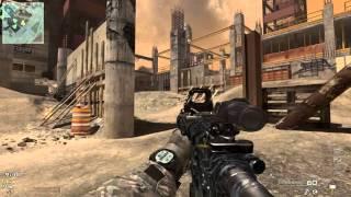 Český GamePlay | Modern Warfare 3 MultiPlayer | Náhodná Classa 1 | High Definition - 720p