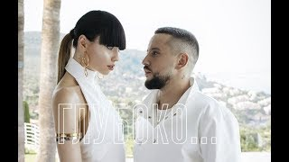 Монатик и Дорофеева вместе на съемках клипа Глубоко в Ницце★Monatik and Dorofeeva together in Nice