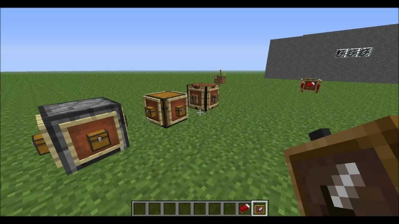 Minecraft - Rahmen [Mystery] - YouTube